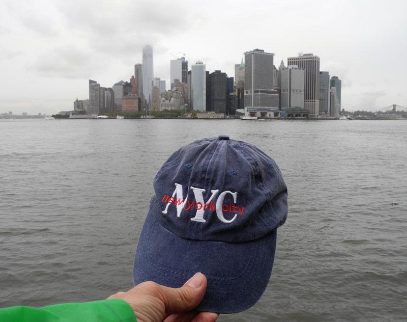 hat across