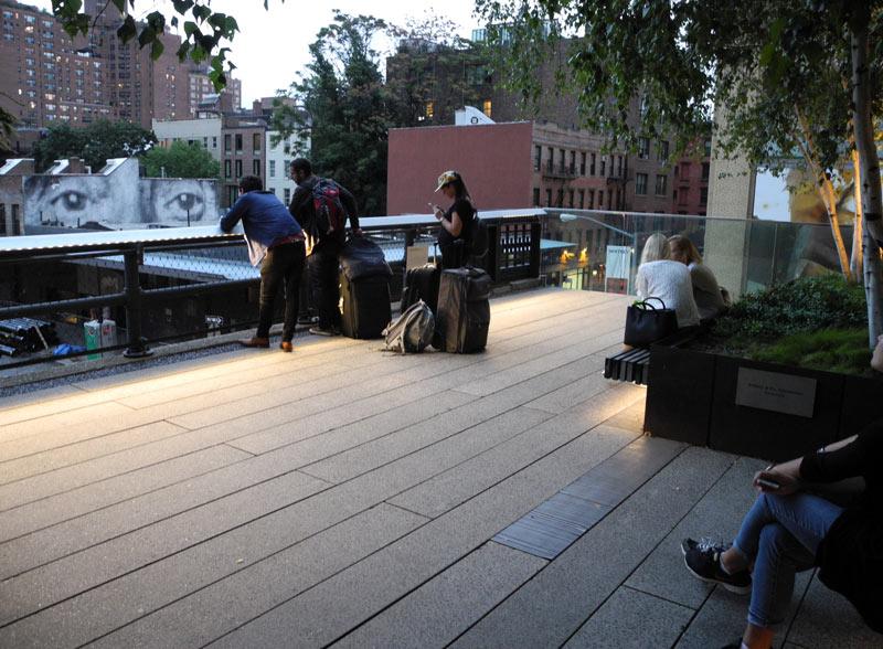 High Line start