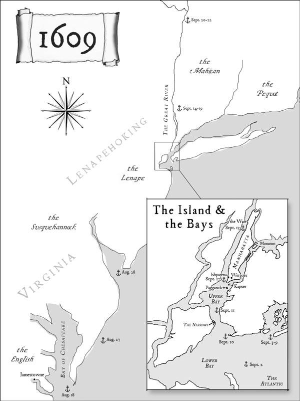 1609 map