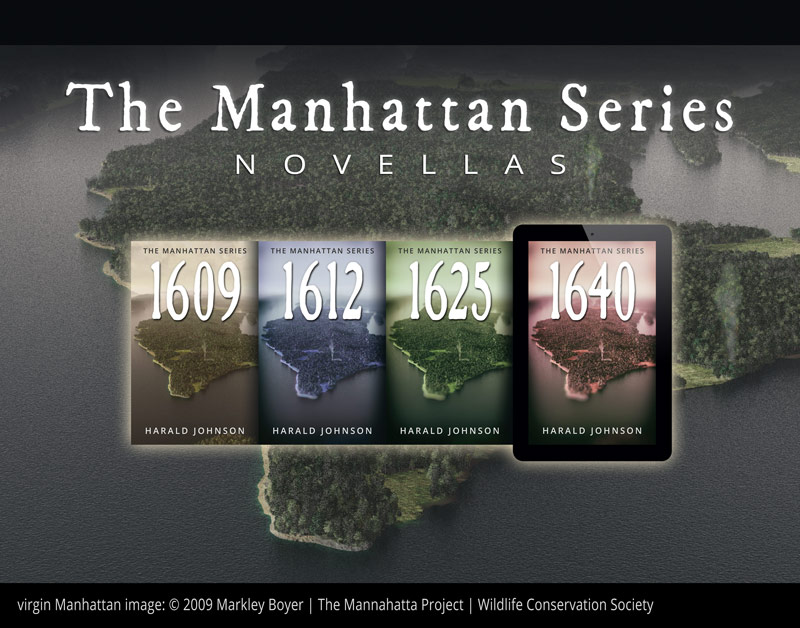 The Manhattan Series - iPad #4